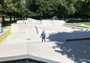 Skatepark De Kuil The Hague