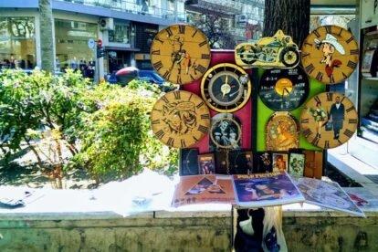 Street artists Thessaloniki