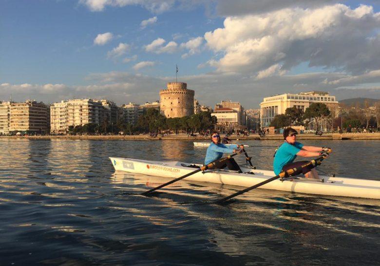 Coastal Rowing Club Thessaloniki Thessaloniki