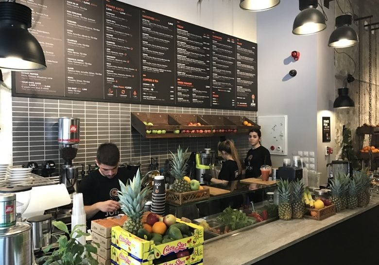Join Juice Bars Thessaloniki