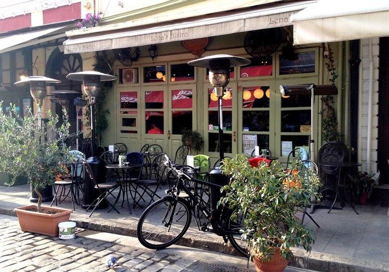 Lena's Bistro Thessaloniki