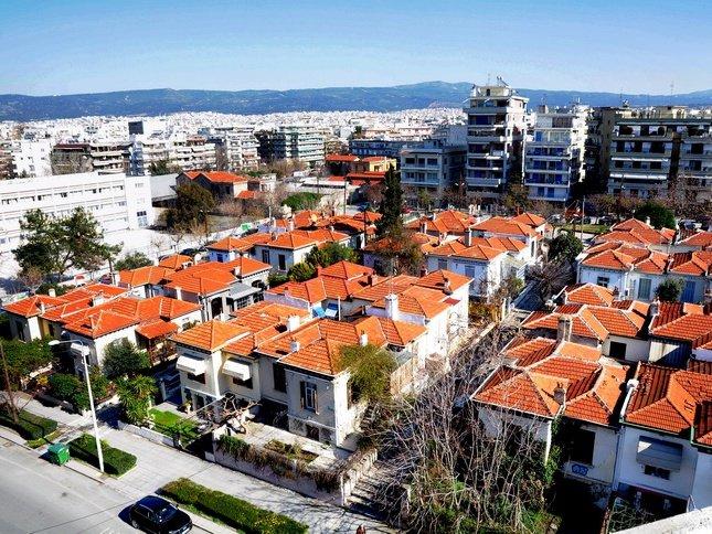 Ouziel Complex Thessaloniki