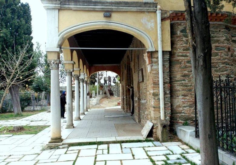 Vlatadon Monastery Thessaloniki