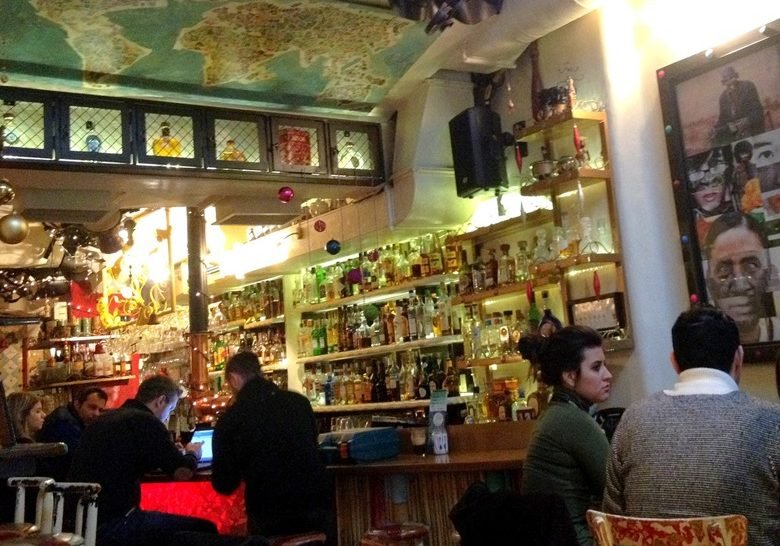 Yfilios Bar Nationale Thessaloniki