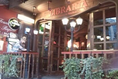 Librari Veranda Tirana