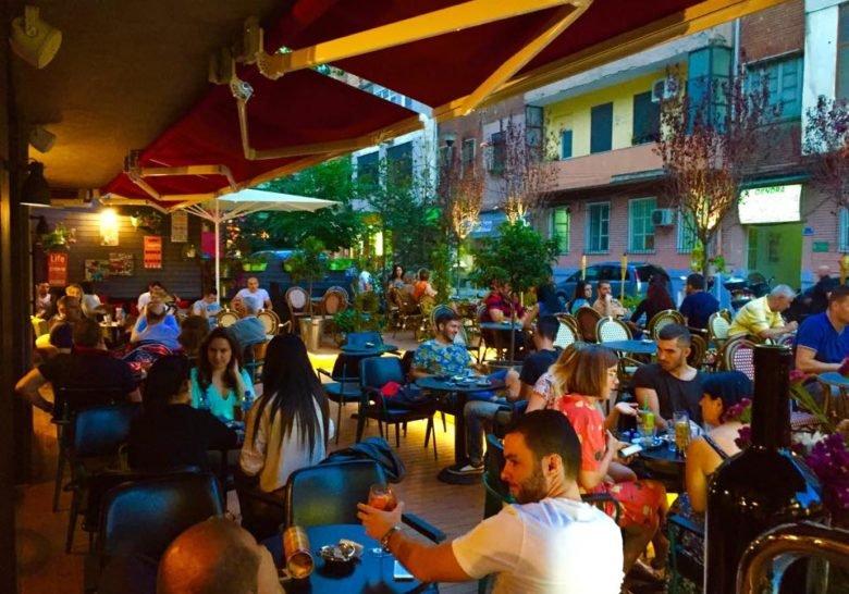 Bla Bla Public Bar Tirana