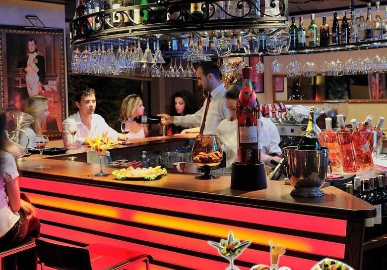 Bonaparte Wine Bar Tirana