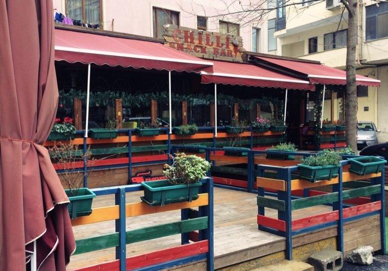 Chilli Snack Bar Tirana