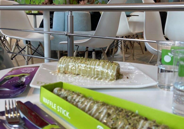 D'Angelo Chocolate & Coffee Tirana