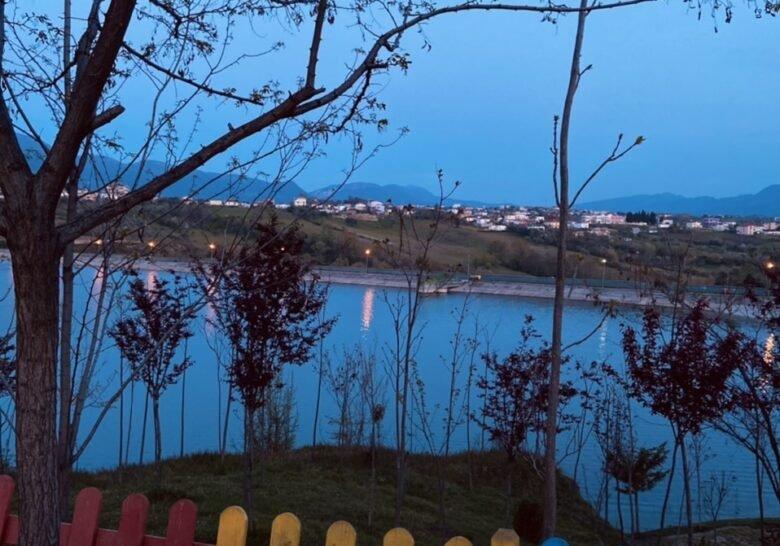 Farka Lake Tirana