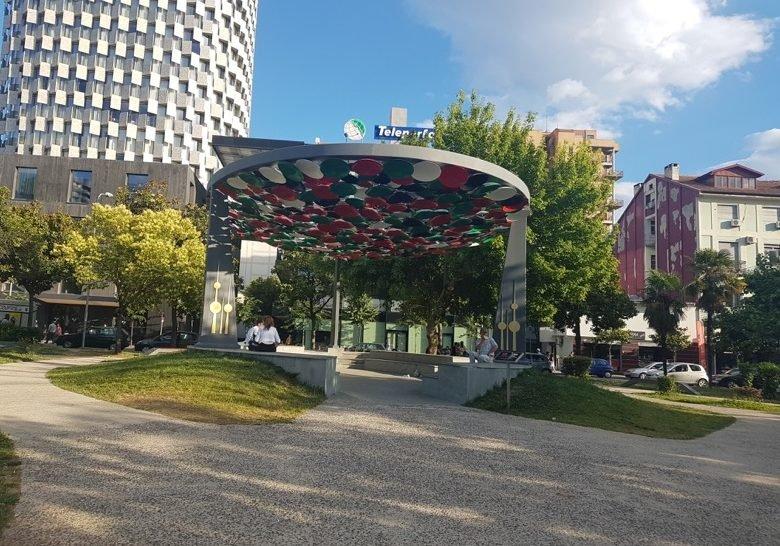 Friendship Monument Tirana
