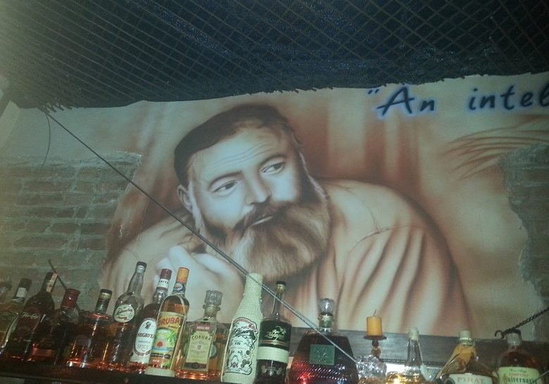 Hemingway Bar – For rum lovers