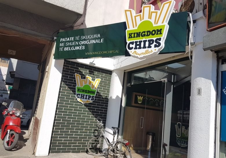 Kingdom Chips Tirana
