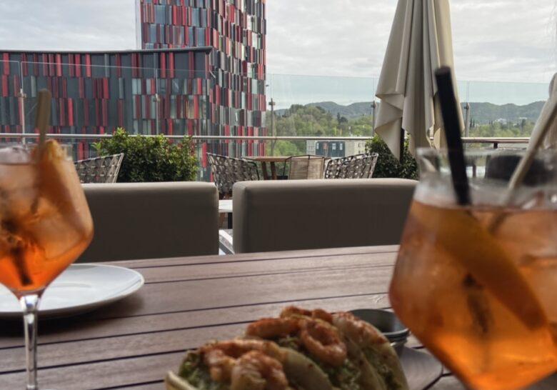 Lift Steak & Rooftop Bar Tirana