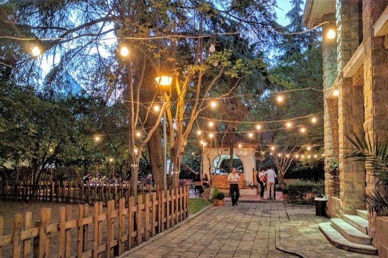 Lincoln Garden Cafe Tirana