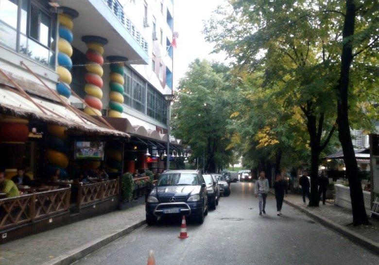 Mustafa Matohiti Street Tirana