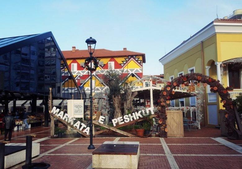 Pazari i Ri Tirana