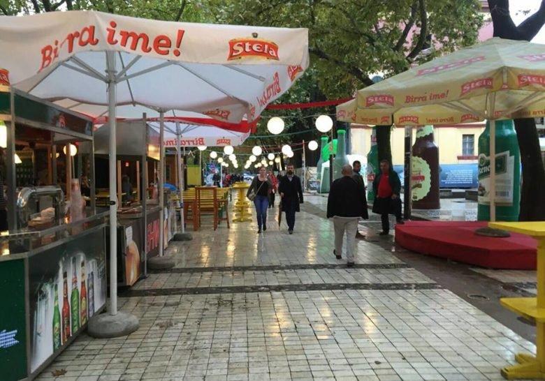 Pedonalja e Tiranës Tirana