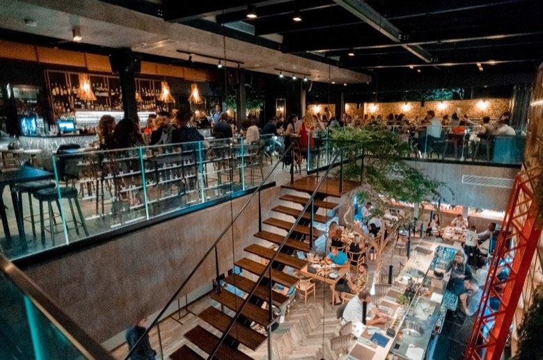 SALT Restaurant – Great for every hour