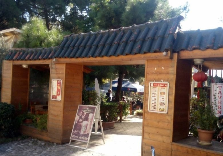 Švejk Beer Garden Tirana