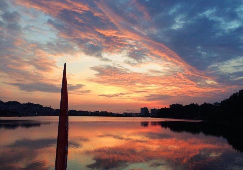 The Artificial Lake – A calm escape