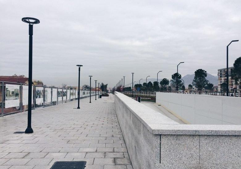 The New Boulevard Tirana