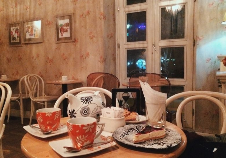 The Tea Room Tirana – My cup of tea
