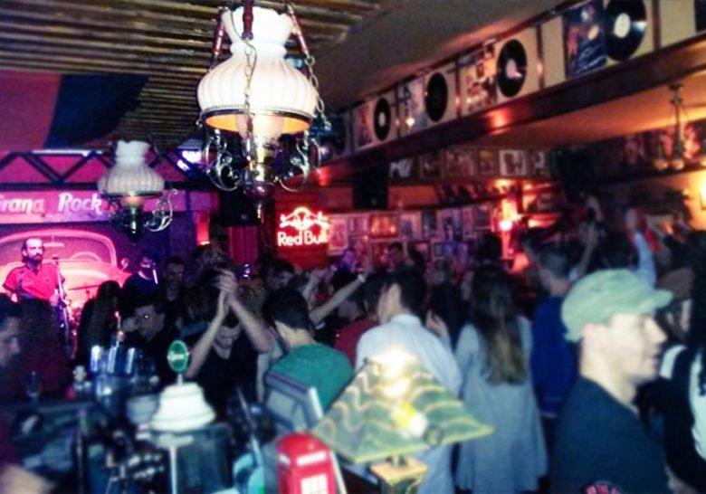 Tirana Rock Cafe Tirana