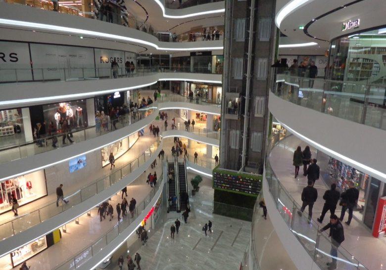 Toptani Shopping Center Tirana
