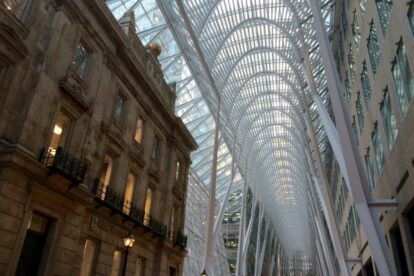 Allen Lambert Galleria Toronto