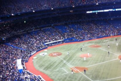 Blue Jays from the 500s Toronto