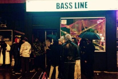 Bassline Music Bar Toronto