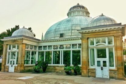 Allan Gardens Conservatory Toronto
