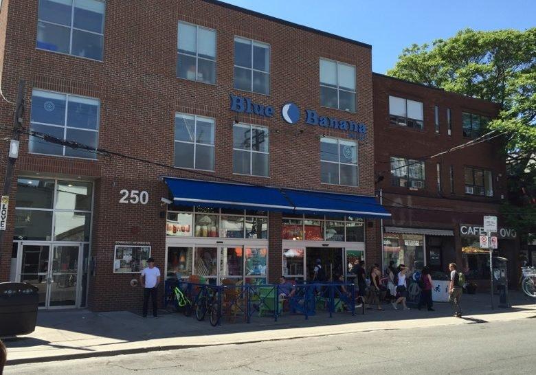 Blue Banana Market Toronto