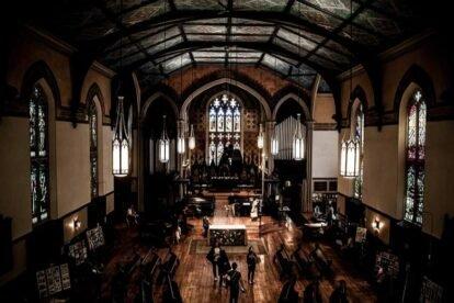 Church Of The Holy Trinity Toronto