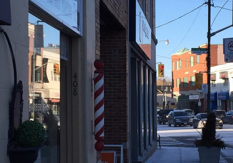 Forest Hill Barber Shop Toronto