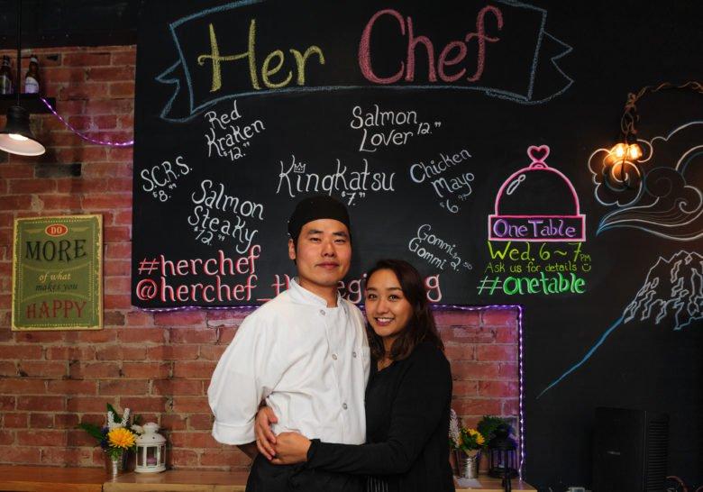 Her Chef - The Beginning Toronto