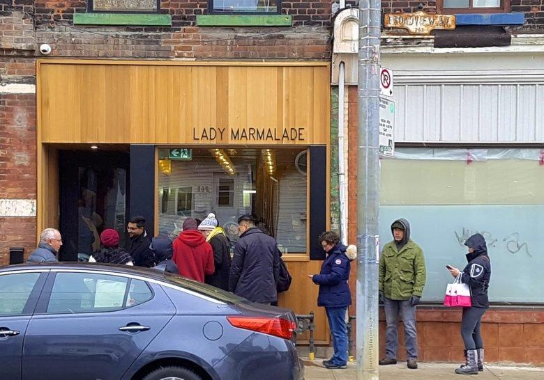 Lady Marmalade Toronto