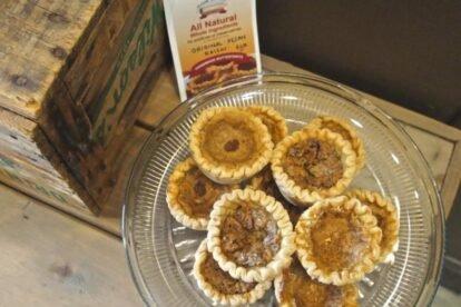 Maids' Cottage Butter Tarts Toronto