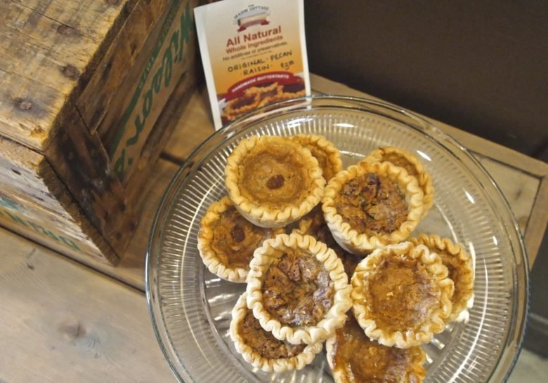 Maids' Cottage Butter Tarts Toronto