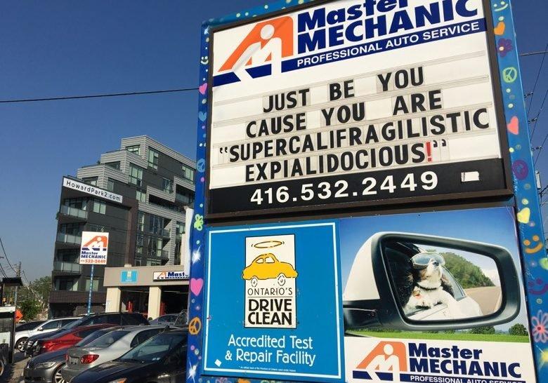 Master Mechanic (High Park) Toronto