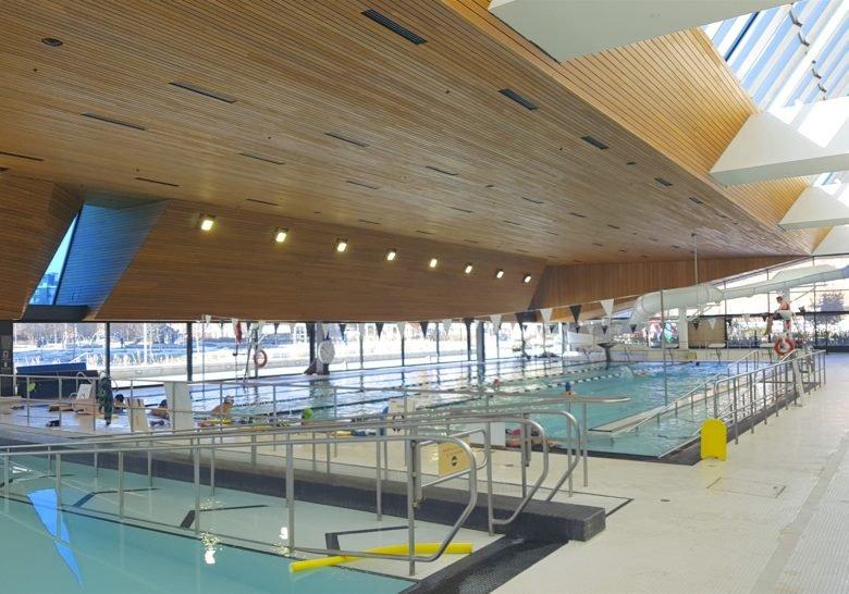 Pam McConnell Aquatic Centre Toronto