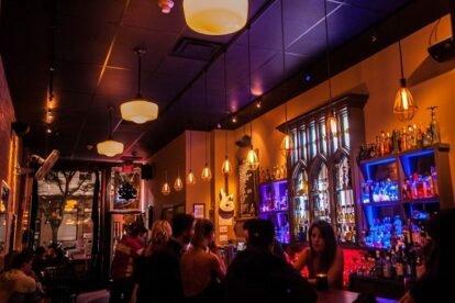 Reposado Bar & Lounge Toronto