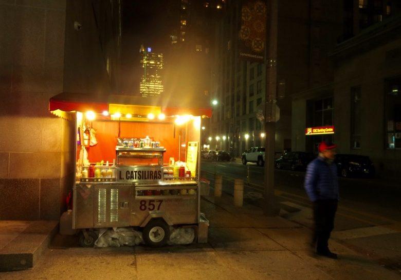 Sausage Vendors Toronto