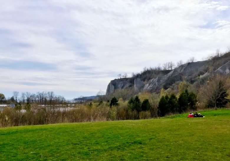 Scarborough Bluffs Toronto