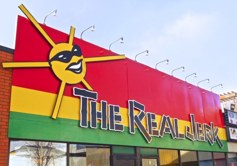 The Real Jerk Restaurant Toronto