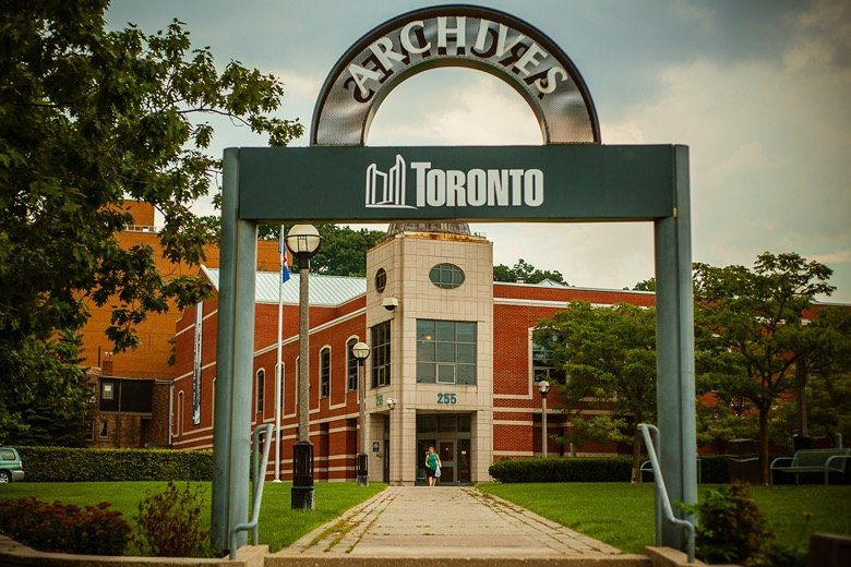 Toronto Archives Toronto