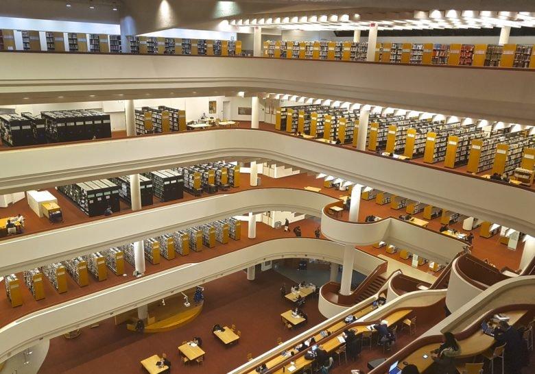 Toronto Reference Library Toronto