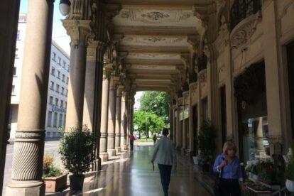 Portici of Turin Turin