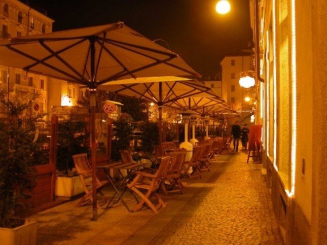 Arancia di Mezzanotte Turin